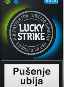 lucky strike cold