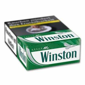 winston menthol